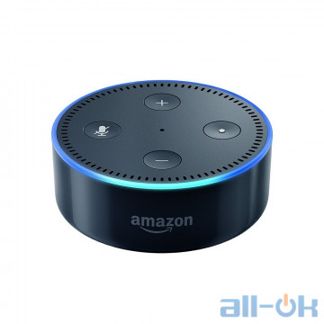 Smart колонка Amazon Echo Dot (2nd Generation) Black