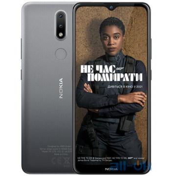 Nokia 2.4 2/32GB Charcoal UA UCRF