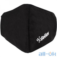 Маска защитная Gelius, Black