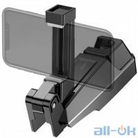Автомобільний тримач для смартфона Baseus Backseat Vehicle Phone Holder Hook Black (SUHZ-A01)