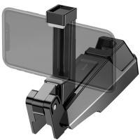 Автомобильный держатель для смартфона Baseus Backseat Vehicle Phone Holder Hook Black (SUHZ-A01)