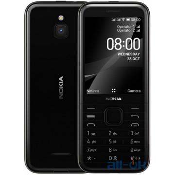 Nokia 8000 DS 4G Black UA UCRF