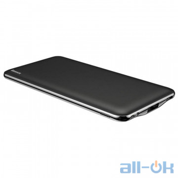 Внешний аккумулятор (Power Bank) Baseus Simbo Smart (10000mAh) Black (PPALL-AQB01)