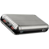 Внешний аккумулятор (Power Bank) Krazi KZ-PB001 Air MaQ 20000mAh (74W) Silver
