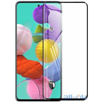 Защитное стекло 4D для Samsung M515 (M51) Black