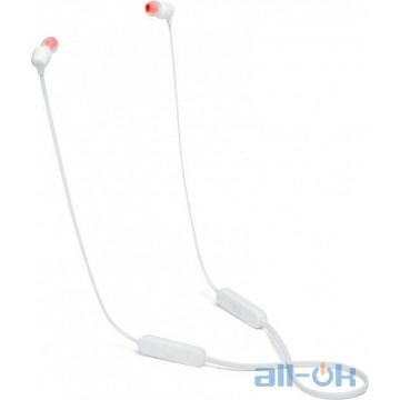 Наушники с микрофоном JBL Tune 115 BT White (JBLT115BTWHT) UA UCRF