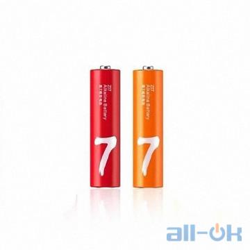 Батарейка ZMI AAA bat Alkaline 2шт ZI7 Rainbow (NQD4001RT2)