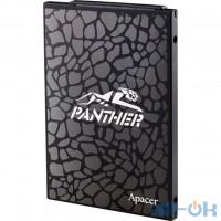 SSD накопичувач Apacer AS350 Panther 480 GB (AP480GAS350-1) UA UCRF