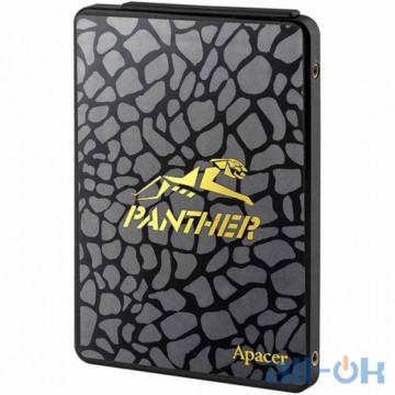 SSD накопитель Apacer AS340 Panther 480 GB (AP480GAS340G-1)