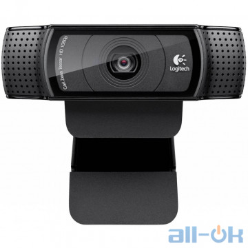 Веб-камера Logitech HD Pro Webcam C920 (960-000768)