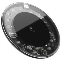 Беспроводное зарядное устройство BASEUS Simple Wireless Charger 15W (WXJK-BA02)