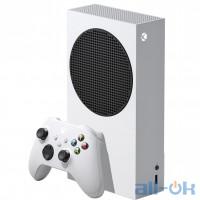 Стаціонарна ігрова приставка Microsoft Xbox Series S 512GB + GAMEPASS 3M + STAR WARS SQUADRONS XONE