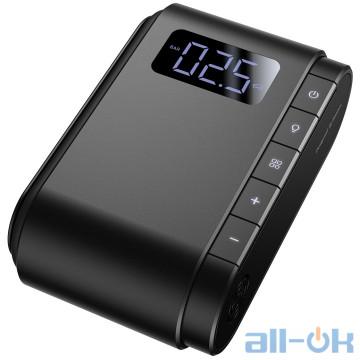 Автомобильный компрессор BASEUS Dynamic Eye Inflator Pump (CRCQB03-01)