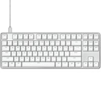 Клавиатура Xiaomi  YueMi MK02S Mechanical Keyboard Pro White/Silver (JHT4005RT)