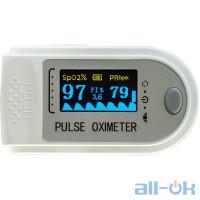 Пульсоксиметр Contec CMS50D White