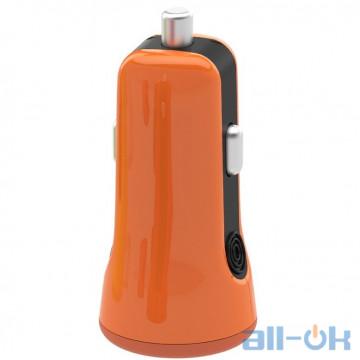 Автомобильное зарядное устройство Baseus Tiny Orange