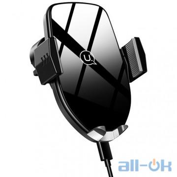Автомобильный держатель для смартфона USAMS US-CD72 Black