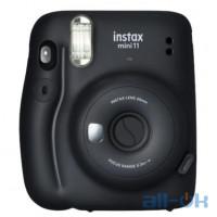 Фотокамера миттєвого друку Fujifilm INSTAX Mini 11 Charcoal Gray (16654970)