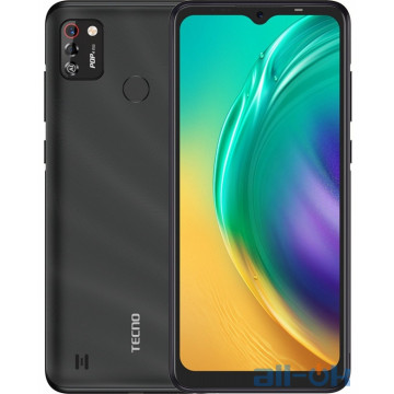 Tecno Pop 4 Pro BC3 1/16GB Pearl Black
