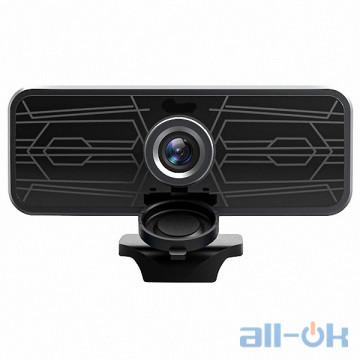 Веб-камера Gemix T16 Black (T16HD) UA UCRF