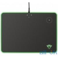 Килимок для миші Trust GXT 750 Qlide RGB Gaming Mouse Pad with wireless charging (23184)