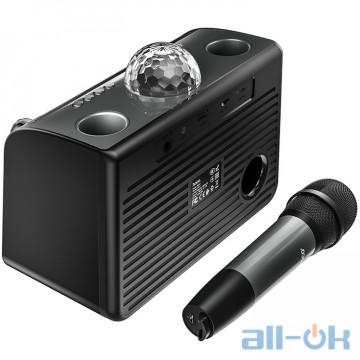 Акустика-караоке HOCO Warm Sound K Song Wireless Speaker BS41
