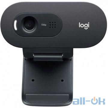 Веб-камера Logitech C505e HD (960-001372) UA UCRF