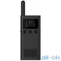 Любительская портативная радиостанция Xiaomi Mijia Walkie Talkie 1S Black