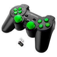 Геймпад Esperanza Gladiator EGG108G Black/Green UA UCRF