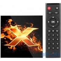 Стаціонарний медіаплеєр Smart TV Vontar X1 4/64Gb