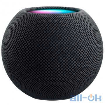 Smart колонка Apple HomePod Mini Space Gray (MY5G2)