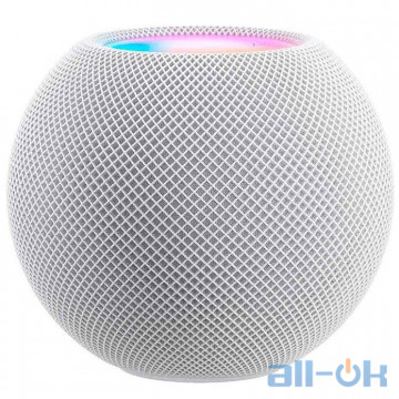 Smart колонка Apple HomePod Mini White (MY5H2)