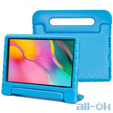 Детский чехол Galeo EVA для Samsung Galaxy Tab A 10.1 2019 SM-T510. SM-T515 Blue