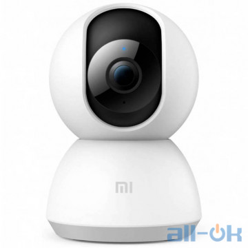 IP-камера видеонаблюдения Xiaomi Smart Home Camera 360° 1080P MJSXJ05CM (QDJ4058GL) UA UCRF