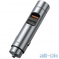 FM-трансмітер Baseus Energy Column Car Wireless MP3 Charger CCNLZ-C0S