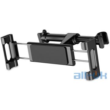 Автомобильный держатель для смартфона/планшета Baseus Back Seat Car Mount Holder Black (SUHZ-01)