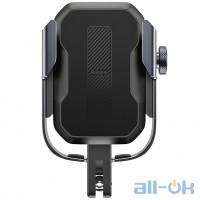 Мото/вело-тримач для смартфона Baseus Armor Motorcycle Holder Black (SUKJA-01)