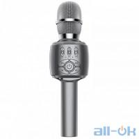Караоке микрофон JOYROOM external JR-MC2 Grey