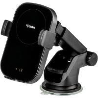 Автомобильный держатель для смартфона Gelius Pro Wally 2i Automatic WC-002 15W Black