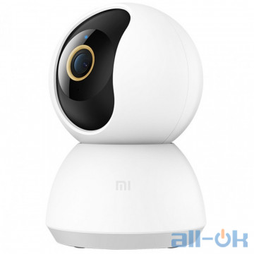 IP-камера видеонаблюдения Xiaomi Mi Home Security Camera 360° 2K (MJSXJ09CM)