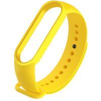 Ремешок для Xiaomi Mi Band 5 Yellow