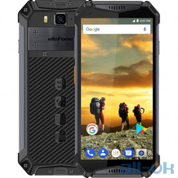 Ulefone Armor 3W 6/64GB Black