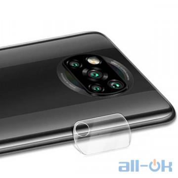 Гидрогелевая пленка на камеру Xiaomi Poco X3