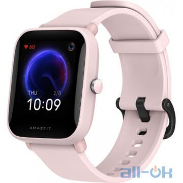 Смарт-часы Amazfit Bip U Pro Pink