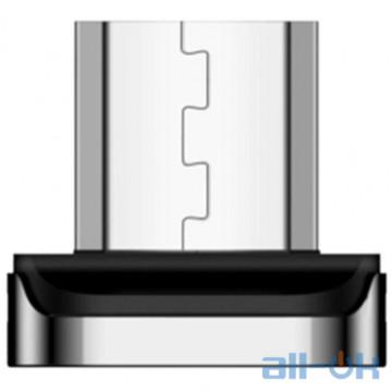 Адаптер/коннектор Magnetic Connector for USB Cable Usams U28 Micro-USB Silver