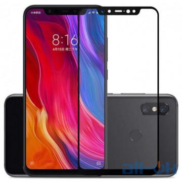 Защитное Стекло Xiaomi Mi 8 3D Black Optima