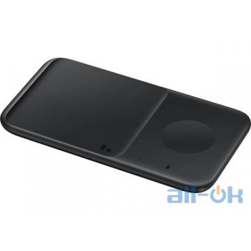Беспроводное зарядное устройство Samsung Wireless Charger Duo EP-P4300TBRGRU Black UA UCRF