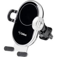 Автомобильный держатель для смартфона Gelius Pro Wally 3 Automatic WC-002 10W Wireless Charger Black