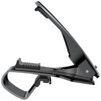 Автомобильный держатель для смартфона Baseus Mouth Car Mount Black (SUDZ-01)