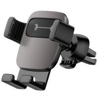 Автомобильный держатель для смартфона Baseus Cube Gravity Vehicle-Mounted Holder Black (SUYL-FK01)
